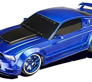 RC-Car-Ford-Mustang-Boss-Electric-Remote-Control-Car-118-Scale-Model-Blue-0