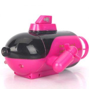 RC-Mini-Toy-Radio-Control-Submarine-Shocking-Pink-0