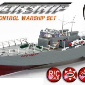 RC-Missile-Warship-Radio-Remote-Control-HT-2877-RTR-Ship-Battleship-Cruiser-by-HT-0