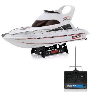 RC-Yacht-Salina-Dual-380-Motor-Large-Torsion-Propeller-Rechargeable-Battery-0