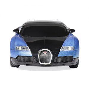 Radio-Remote-Control-Bugatti-1-24-Scale-RC-Toy-Car-Blue-0