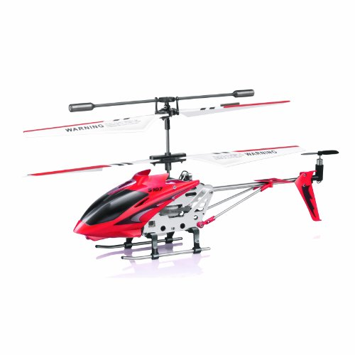Syma s107 s107g r c helicopter with gyro red rc radio for Helicoptere syma