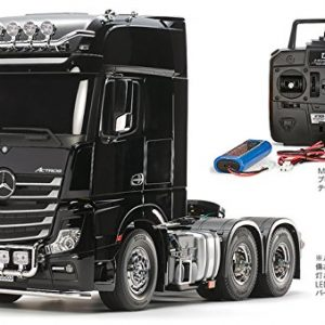 TAMIYA-114-RC-Big-Truck-Series-No47-Mercedes-Benz-Actros-3363-6--4-giga-space-full-set-of-operations-56347-0