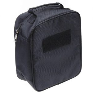TOMTOP-Black-Align-Radio-Transmitter-Pouch-for-Model-Airplane-0