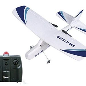 Top-Race-Cessna-C185-Electric-2-Ch-Infrared-Remote-Control-RC-Airplane-Ready-to-Fly-Colors-Vary-0