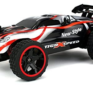 Top-Racer-Remote-Control-RC-Buggy-Truggy-24-GHz-PRO-System-118-Scale-Size-RTR-w-Working-Suspension-Spring-Shock-Absorbers-Colors-May-Vary-0
