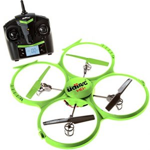UDI-818A-HD-Upgrade-RC-Quadcopter-Drone-with-Camera-720p-HD-Headless-Mode-and-Return-Home-Function-Do-360-Flips-BONUS-BATTERY-Doubles-Flying-Time-USA-Toyz-Exclusive-0