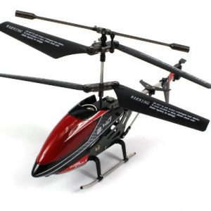 UDI-Micro-U820-Electric-RC-Helicopter-Turbo-24GHz-GYRO-35CH-Ready-To-Fly-Colors-May-Vary-0