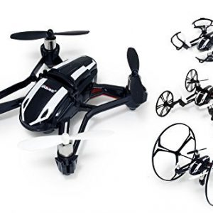 UDI-U841-6-Axis-Gyro-24Ghz-4-in-1-RC-Quadcopter-with-HD-Camera-Black-0