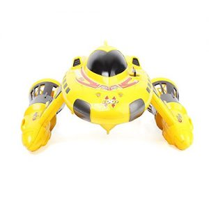 US-OFTENBUY-LIMITED-Radio-Remote-Control-Yellow-Submarine-Boat-Swimming-Pool-Toy-Qualified-0