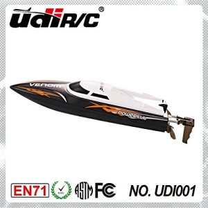 Udirc-24GHz-High-Speed-Remote-Control-Electric-Boat-Black-0
