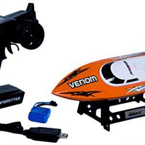 Udirc-Venom-24GHz-High-Speed-Remote-Control-Electric-Boat-Orange-0