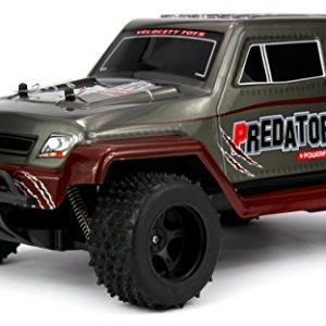 Velocity-Toys-Off-Road-Predator-SUV-Remote-Control-RC-Truck-High-Performance-Lithium-Battery-Big-Size-110-Scale-RTR-w-Working-Spring-Suspension-0-3