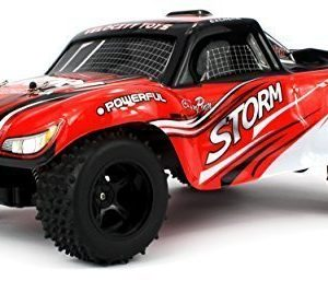 Velocity-Toys-Off-Road-Storm-Truggy-Remote-Control-RC-Truck-High-Performance-Lithium-Battery-Big-Size-110-Scale-RTR-w-Working-Spring-Suspension-0