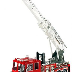 Velocity-Toys-Super-Rescue-24-Hour-Fire-Remote-Control-RC-Truck-Ready-To-Run-w-Working-Siren-Lights-Rotating-Extending-Crane-0