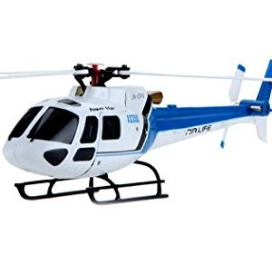 WLtoys-V931-24G-6CH-Brushless-3-Blade-AS350-Scale-Flybarless-RC-Helicopter-RTF-3D-6G-Gyro-Plane-Toy-Blue-0
