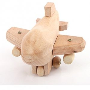 WOOD-MEETS-COLOR-Wood-Painting-Toy-Children-Model-Plane-Suite-Kid-Intelligence-Toy-Hand-made-Assemble-0