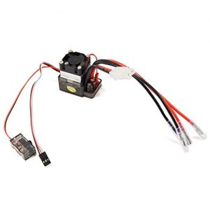 XCSOURCE-320A-High-Voltage-Version-ESC-Brushed-72-16V-Speed-Controller-for-RC-Car-Truck-Boat-Models-Heat-sink-RC191-0