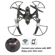 AMOSTING-FPV-RC-Quadcopter-Drone-with-03MP-Camera-WiFi-Control-Black-0-3