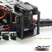 ARRIS-X-Speed-250B-250mm-Quadcopter-Racer-FPV-250-Racing-Drone-RTF-With-F3-Flight-Controller-HD-Camera-FPV-TX-Radiolink-AT9-Transmitter-0-3
