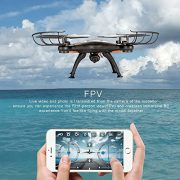 BABADIO-2-Remote-Control-Mode-4-Channel-24G-6-Axis-Gyro-RC-Headless-Quadcopter-X5SW-1-Drone-with-Wifi-Camera-FPV-for-Real-Time-Video-Transmission-Black-0-1