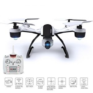 Drone-with-Camera-for-Sale-509V-Quadcopter-RC-Drones-Helicopter-Beautiful-HD-Cam-Air-Pressure-Sensor-Altitude-Lock-Easy-Control-Headless-Mode-Return-Home-Key-6-Axis-Gyroscope-USA-Warranty-0