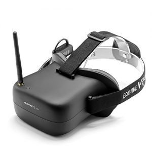 EACHINE-VR-007-58G-40CH-FPV-Goggles-Video-Glasses-43-Inch-With-74V-1600mAh-Battery-0