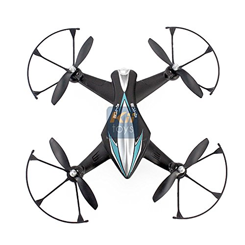 FPV Drone Zeus Quadcopter with Camera Live Video, First