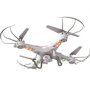 Tecesy-24GHz-4CH-6-Axis-Gyro-RC-Quadcopter-Video-Drone-with-03MP-Camera-RTF-Bonus-Micro-SD-card-Blades-Propellers-included-0