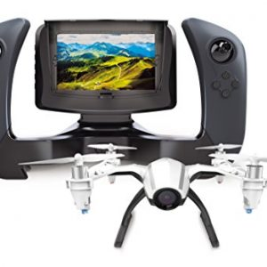 UDI-U28-1-FPV-Quadcopter-Drone-with-HD-Camera-4-Inch-LCD-Display-Screen-and-Battery-0