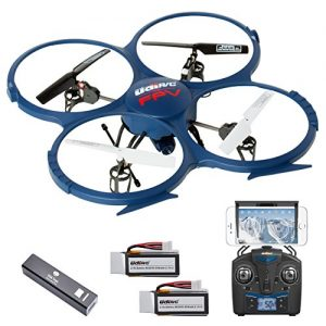 USA-Toyz-U818A-WiFi-FPV-Quadcopter-Drone-with-Headless-Mode-HD-Camera-Battery-Power-Bank-and-VR-Headset-Compatibility-0