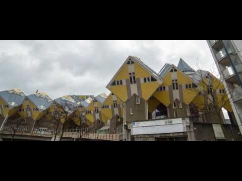 Rotterdam Drone Video Tour | Expedia