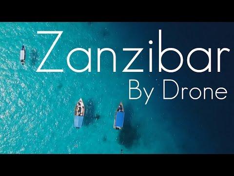 Drone video of Zanzibar, Tanzania  – By Featured Creator Fabian Zierhut