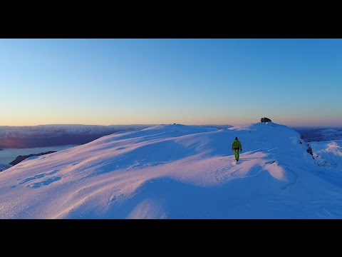 Winter in Norway – 4K Drone Video