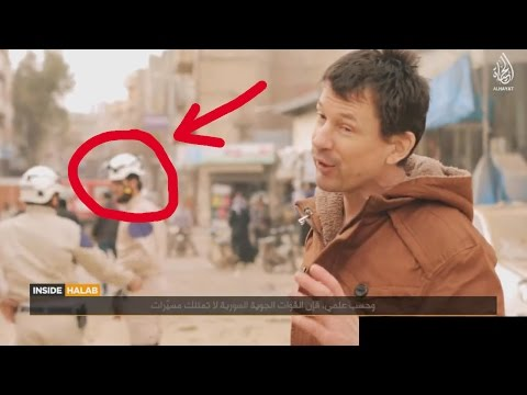 NEW: White Helmets spotted in ISIS VIDEO after American Drone was spotted in Aleppo (MUST SEE)