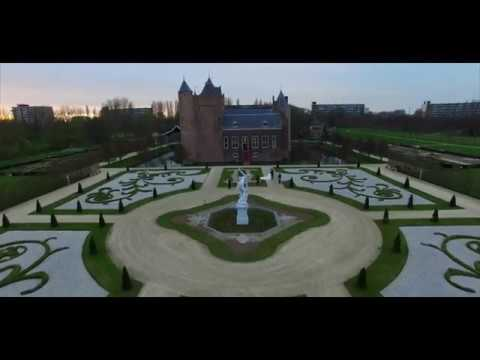a short video with drone 4K