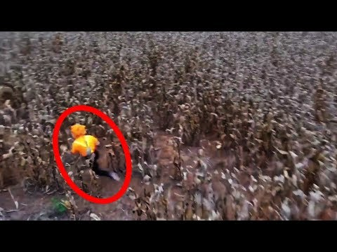 11 Scariest Things Caught By Drones