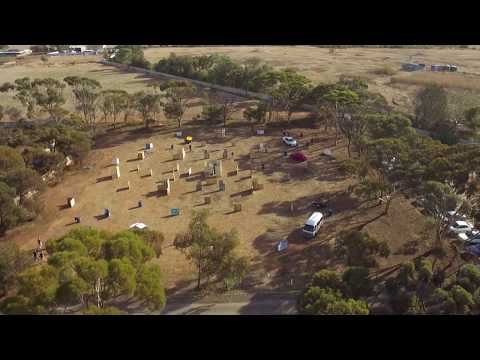 Gel Blaster Drone Video – Battle For Waterloo Round 3