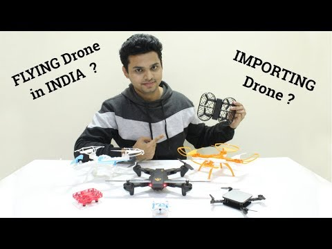 Watch this Video Before you Buy Drone in INDIA 2018 !!!