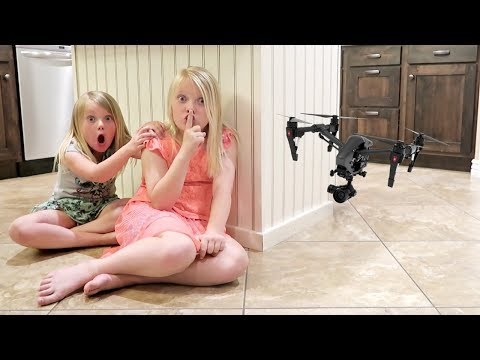 KIDS VS DRONE! | FACE OFF