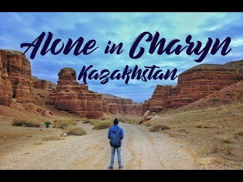 Charyn Canyon – Wonder of Kazakhstan – Drone Video