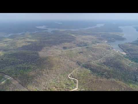 Video Drone Short Overview of 162 Acres Narrated – ID#DC