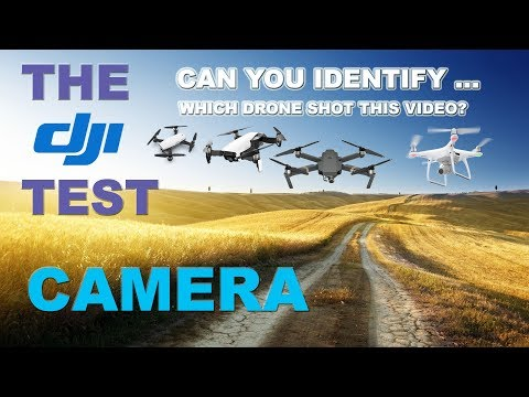 Take The Test – Can You Tell Which DJI Drone took this Video?