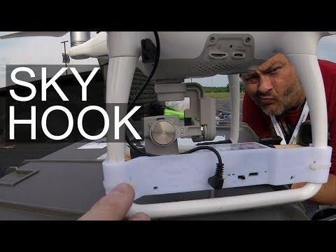 BEST Drone Dropper System – KEN HERON – Sky Hook