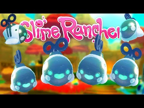Automated Drone Collection Fleet! – Slime Rancher Gameplay