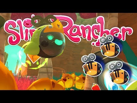 Busy Buzzing Drone Bees!! ☄️ Slime Rancher! Drone Update!!