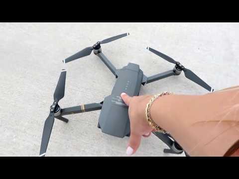 FUI TESTAR O DRONE E BATI ELE