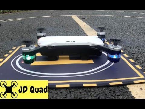 Jingdatoys JD 20 Quadcopter Drone Flight Test Video