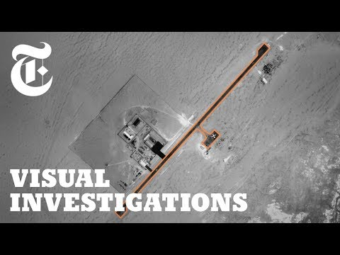 How a C.I.A. Drone Base Grew in Niger's Desert | NYT – Visual Investigations
