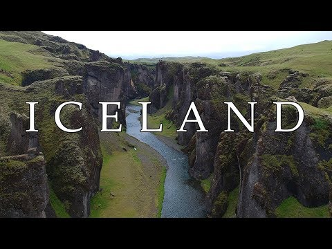 Iceland Summer Drone Video